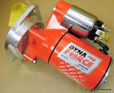 """MSD 50901 DynaForce Starter, SB Ford, 3/8"""" Ring Gear Depth, 4.40:1 Gear Reduct"""