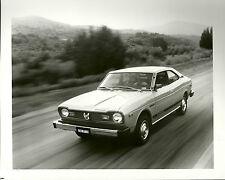 1977 Subaru DL COUPE Factory Press Photo Picture?Brochure &.......