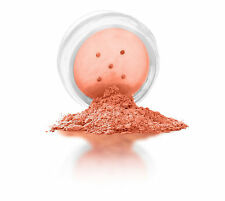 100% Sheer Mineral Makeup Blush Powder Sweet Cheeks 3g in 10ml Sifter Jar