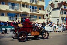 652049 Dark Red Stanley Steamer Car 1907 A4 Photo Print