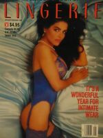 Playboy's Lingerie January February 1992 | Tera Tabrizi      #1609+