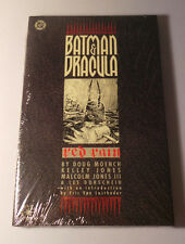 BATMAN & DRACULA RED RAIN HARDCOVER GRAPHIC NOVEL 1ST PRINT DC COMICS 1991 NM/M
