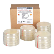 Servoplate® Nährböden, versch. Typen, für optimale Ergebnisse, 4 x 5 Platten