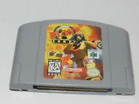 Blast Corps Nintendo 64 N64 Video Game Cart