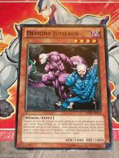 Carte YU GI OH DEMONS JUMEAUX TU08-FR014