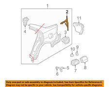 HONDA OEM-Taillight Tail Light Lamp Bracket Mount Pocket Right 63320SDAA10ZZ