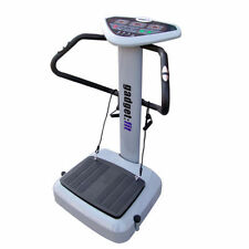 Power Plate Home Use Cardio Machines with LCD-Display