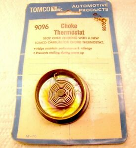 1971-1979 Chev Pontiac Buick Oldsmobile Choke Thermostat Rochester 4bbl & 2bbl