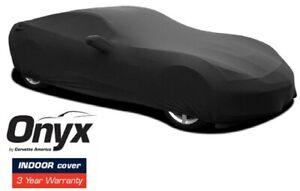 84-96 Corvette C4 BLACK ONYX INDOOR Car Cover Custom FIT Corvette America NEW