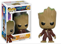 Guardians of the Galaxy Baby Serious Angry Groot Figure 212 a F01