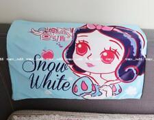 snow white Q princess fuzzy plush pillowcase cushion cover pillowcases model