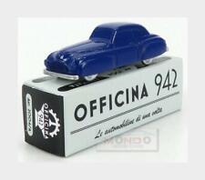 Fiat 1500 Ghia Coupe Gran Sport 1947 Blue OFFICINA-942 1:76 ART2004A