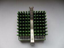 CPU  Intel Pentium SY007 A80502100 100MHz 66MHz FSB 8KB L1
