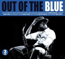 OUT OF THE BLUE:BEST OF THE BLUE NOTE COLLECTION 2 (M.DAVIS/A.BLAKEY/+) 3CD NEU