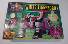 Power Rangers White Tigerzord LEERBOX