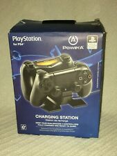 PowerA  DualShock Four Controller Charging Station for PlayStation 4 (PS4)