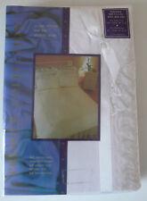 Premier Nina Embellished King Size White Quilt Cover & Pillowcases Set - BNIP