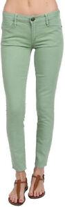 *NWT*Earnest Women's Sewn Jeans Harlan Skinny in Moss MSRP:$185