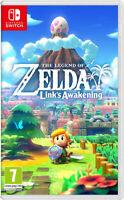 The Legend of Zelda: Links Awakening (Switch) (NEU OVP) (UNCUT) (Blitzversand)