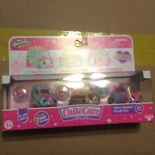 NEW Shopkins Cutie Cars Series 3 - Tasty Takeout 3-Pack