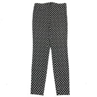 The Limited Womens Pants Size 2 Ideal Stretch Printed Skinny Leg Mid Rise