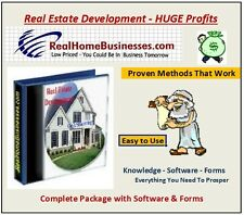 Real Estate Development Software & Package