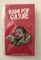 **BAM BOX GAME OF THRONES JON SNOW LIMITED EXCLUSIVE PIN BADGE**