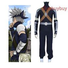 Naruto Young Kakashi Cosplay Costume