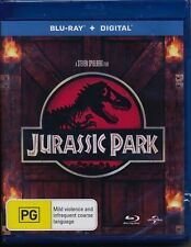 Jurassic Park (Blu-ray,) Brand New & Sealed DVD