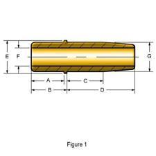 Kibblewhite Precision - 20-20700M - Manganese Bronze Exhaust Valve Guide~