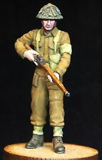 1/35 scale resin model kit WW2 British Home Guard soldier #1