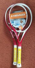 Brand New HEAD AIRFLOW 1 Tennis Racquets unstrung 4 1/4 L2 Pair