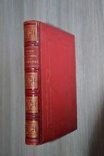 La Terre avant le déluge, Louis FIGUIER. Hachette 1864. Relié 8 cartes couleurs