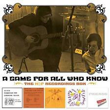 A Game For All Who Know: The H & F Recordings Box - Various (NEW 5CD SET)