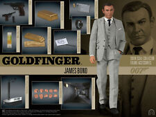 PREORDER 1/6 Goldfinger James Bond Figure USA Big Chief Studios Connery Toys Hot