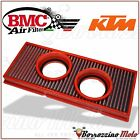 FILTRO DE AIRE DEPORTIVO LAVABLE BMC FM493/20 KTM 990 LC8 SUPER DUKE R 2011