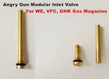 ANGRY GU* Modular Gas Inlet Valve for WE VFC GHK Gas Magazine GBB GBBR Airsoft