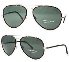 % POLO RALPH LAUREN Lunettes de soleil/sunglasses 3058-j-m 9088/71 58 [] 14 nonvale/204