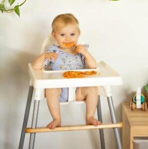 Footsi® - Eco-friendly Bamboo Adjustable Highchair Footrest - The Woodsi Footsi™