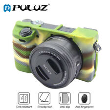 PULUZ Silicone Protective Housing Soft Camera Cover Easycase For Sony ILCE-6300