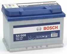 Starterbatterie BOSCH S4 008 74Ah 680A 0092S40080