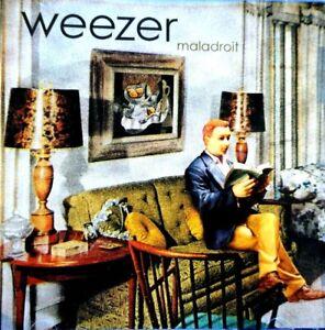 Weezer - Maladroit  - CD, VG