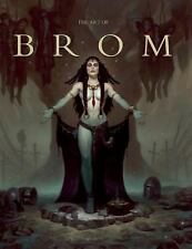 Art of Brom, Hardcover by Brom; Fenner, Arnie & Fleskes, John