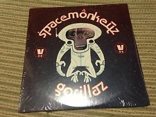 SPACEMONKEYZ VS GORILLAZ - LIL DUB CHEFIN CD SINGLE  PROMO CARD SLEEVE SEALED