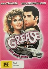 Grease DVD MUSICAL 2-Disc Rockin' Edition John Travolta Olivia Newton-John R4
