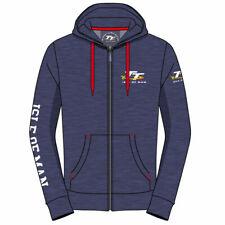 Isle of Man TT Races Official Marl Hoodie - 19AH2