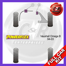 Opel Omega B (94-03) Powerflex Complete Bush Kit