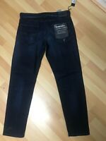 NWD Mens Diesel LARKEE STRETCH Denim 069BM DARK Blue TAPERED W32 L30 H6 RRP£160