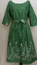Genuine Palava Christmas Style Dress Size 22  UK SELLER