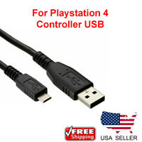 OEM New USB Controller Charge Cable KMD For PlayStation 4 PS4 Charger Cord Micro